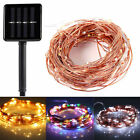 Kyпить Solar Power LED String Lights 100 Copper Wire 33 ft. Waterproof Outdoor Fairy на еВаy.соm