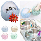 Shower Bathroom Soap Box Kitchen Dish Storage Holder Case Plate Tray Drain Box