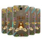 HEAD CASE DESIGNS SPIRIT ANIMAL ILLUSTRATIONS SOFT GEL CASE FOR LG PHONES 1