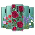 HEAD CASE DESIGNS ROSES AND WILDFLOWERS SOFT GEL CASE FOR AMAZON ASUS ONEPLUS