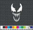Venom Logo Superhero Comic Car Truck Window Decal Sticker Laptop