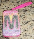 JUSTICE GIRLS iPod iPhone 4 CELL PHONE HARD TRAVEL WRISTLET CASE HOLDER PURSE