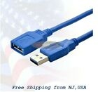 3Ft 5Ft 10Ft 15Ft USB 3.0 SuperSpeed Male A to Female A Extension- 3 to 15 Feet