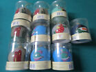 CHRISTMAS HOLIDAY ORNAMENTS LOTS ROCKWELL, CHRISTMAS HOUSE, GLASS - NEW - PICK 1