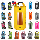 Kyпить US Mororock 10L 15L 20L PVC Kayak Fishing Camping Waterproof Dry Bag на еВаy.соm