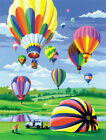Painting by Numbers Kit - A4 - Includes Paints / Brush / Board  - 60 Designs