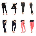 Yoga Bottom Best Leggings Odreum Sewing Method Double Sewing Wide Band HAG
