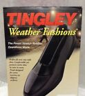 Tingley, Trim Rubber Dress Overshoes - Black, Model 1800 Large