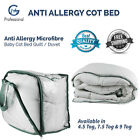 Luxury Anti Allergic Duvet Baby Toddlers Cot Microfibre Duvet Bedding Kids Child