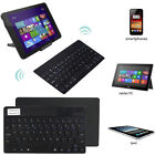 "Universal Wireless Bluetooth Keyboard for 7"" 8"" 10.1"" 10.5 Android Tablet Tab PC"