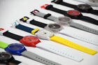 Q&Q SMILE SOLAR POWERED UNISEX WATCH (choose the one you like) image