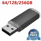 BLACK 64GB 128GB 256GB USB 20 Thumb Pen Flash Drive Memory Stick Storage NZ