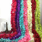 Artificial Fake Flower String Vine Hanging Garland Wedding Party Home Decoration