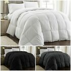 Chezmoi Collection Goose Down Alternative Comforter/Duvet Cover Insert 7 Colors image