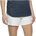 Maternity Shorts a:glow Boyfriend Denim SIZE 4, 6, 8, 10, 12,16 Six Colors NWT