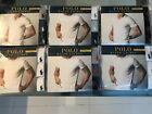3 PACK POLO RALPH LAUREN CREW & V-NECKS T-SHIRT CLASSIC 100% COTTON S M L XL 2XL image