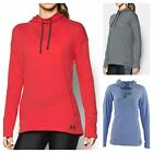 NWT UNDER ARMOUR Stadium Women's Long Sleeve Shirt Hoodie SELECT SIZE & COLOR