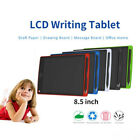 """8.5"""" Ultra LCD Writing Tablet Pen Writing Drawing Memo Message Boogie Board"""