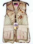Ladies Dove Bird Hunting Vest Real Tree Xtra Camo Women Girl Female Woman NWTVests - 178080