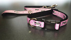 Pink Seattle Seahawks dog or cat Collar, leash or a set  t $15.0 USD on eBay