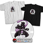 Star Wars x Pokemon Mewtwo Darth Vader Anakin Skywalker Sith Unisex Tee T-Shirt $16.2 USD on eBay