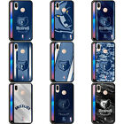 OFFICIAL NBA MEMPHIS GRIZZLIES BLACK HYBRID GLASS BACK CASE FOR HUAWEI PHONES on eBay