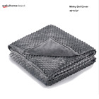 """60x80""""/48x72"""" Weighted Blanket / Cover Sensory Therapy Deep Sleep Anxiety Relief"""