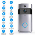 Wireless Smart WiFi DoorBell IR Video Visual Camera Intercom Home Security Kit