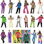 Mens 1950s 1960s Fancy Dress Costume Hippy outfits / beatles / teddyboy etc