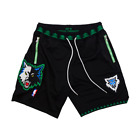 CUSTOM AUTHENTIC MINNESOTA TIMBERWOLVES MITCHELL NESS NBA SHORTS just don nike on eBay
