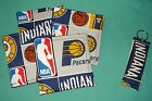 NEW  COASTERS SET of 4 and/or  KEYCHAIN key ring INDIANA PACERS NBA Basketball on eBay
