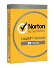 Norton Security Premium 10 Devices PC/Mac/Phone/Tablet Digital Delivery ✔✔✔✔✔
