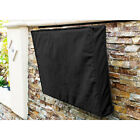"Outdoor TV Cover Weatherproof Protector for 22""-48"" LCD LED w Storage Pocket"