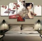 Girl With Dragon Tattoo Canvas Wall Art Decor Of Figures and Portraits