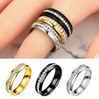 Health Care Weight Loss Fat Burning Slimming Magnetic Ring Rhinestone Jewelry Sa