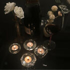 Crystal Candle Holder Candlestick Christmas Decoration for Home Party Dinner