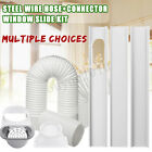 Внешний вид - Portable Air Conditioner Window Pipe Interface Exhaust Hose/Tube Connector kit