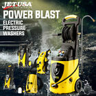 【20%OFF】JET-USA Pressure Washer Water Power Washer Electric Jet Wash Hose