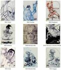 2018 Marvel Masterpieces Preliminary Art PA1-PA90 Card Singles PICK Choose NM * image