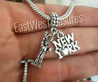 New York city statue of liberty pendant for bracelet necklace-European girls her
