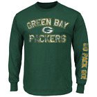 Green Bay Packers NFL T-Shirt Long Sleeve Men's size Medium or Large New w/Tag $27.99 USD on eBay
