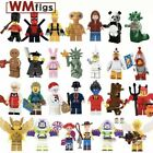 The simpsons Iron man toy Story flash Batman E. T. Alien minifigures $2.55 USD on eBay