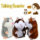 Kyпить Cheeky Hamster Repeats What You Say Electronic Pet Talking Plush Toy Cute Gift на еВаy.соm
