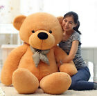 [80-120cm 3 Colors] Giant Large Size Teddy Bear Plush Toys Stuffed Toy Lowest