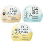 [TOO COOL FOR SCHOOL] Egg Cream Mask (3kinds) / K-beauty