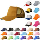 Adjustable Unisex Outdoor Sport Tennis Golf Mesh Baseball Cap Snapback Hat Code
