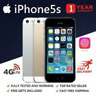 Apple Iphone 5s | 16gb 32gb | Unlocked | Various Grades | All Colours