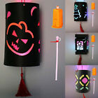 Decor Witch Halloween Hanging Drop Festival DIY Lantern Ghost Light Prop Devil