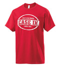 Case IH Antique Cherry Red Precision Power S/S Men's T-Shirt