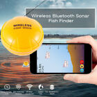 Wireless Sonar Fish Finder Bluetooth Depth Sea Lake Fish Detect for IOS Android